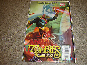 *mint* Marvel Zombies -  Dead Days one-shot