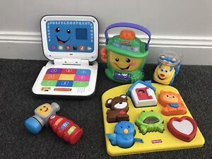 Bulk Fisher Price Baby toys Holland Park Brisbane South West Preview