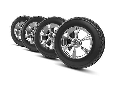Your Guide to Buying Wheels With Tyres on eBay