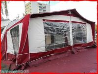 Bradcot Caravan awning size 12, 950cm