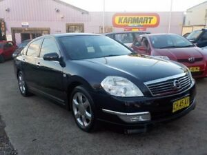 2006 Nissan Maxima J31 MY06 ST-L Black 6 Speed Constant Variable Sedan North St Marys Penrith Area Preview