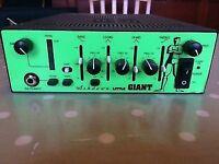 ashdown little giant 350 watt bass amp head