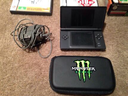 Nintendo black DS Helensvale Gold Coast North Preview