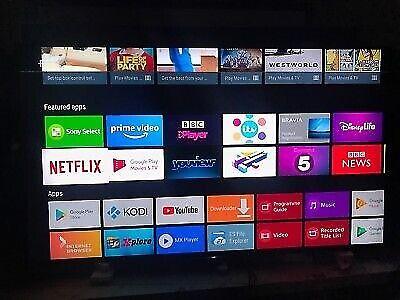 Sony bravia 65 inch smart tv 4k ultra hd | in Belfast City Centre, Belfast  | Gumtree