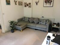 Converted Period Own Entrance 1 Bed Flat Open Plan Storage Share Garden Very Near Tube Bus Shops