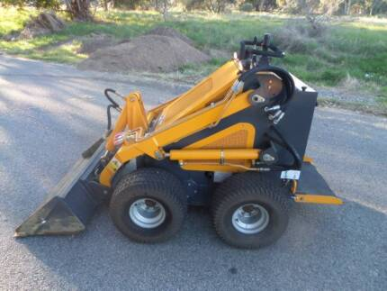 HY380 Skid Steer Hazelmere Swan Area Preview