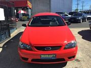 2006 Ford Falcon BF XT LOW KLMS Red 4 Speed Auto Seq Sportshift Wagon Underwood Logan Area Preview