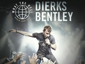 Dierks Bentley & Cole Swindell Budweiser Garden SUN Jan 29 7pm