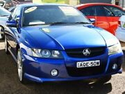 2004 Holden Commodore VZ SS Blue 4 Speed Automatic Sedan Colyton Penrith Area Preview