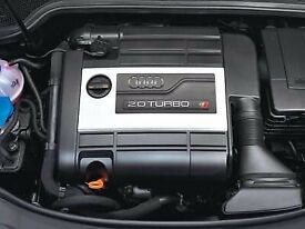 SUPPLIED & FITTED AUDI S3 ENGINE
