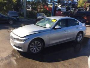 BMW 3-Series F30 320i 2012 TWIN TURBO NOW WRECKING ENTIRE CAR!! Northmead Parramatta Area Preview