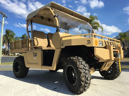ODES MILITARY 800CC SIDE X SIDE BUGGY FARM/HUNTING VEHICLE