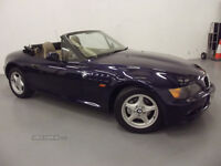 BMW Z3 ROADSTER CONVERTILBLE HEATED SEATS CLASSIC INS. FSH LOVELY CAR ( MX5 TT Z4 BOXSTER )