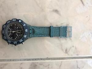 Vintage swatch Chronograph watch (not working) Noble Park Greater Dandenong Preview