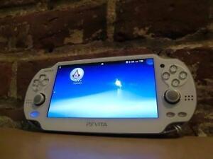 Sony PS Vita blanche (i013290)