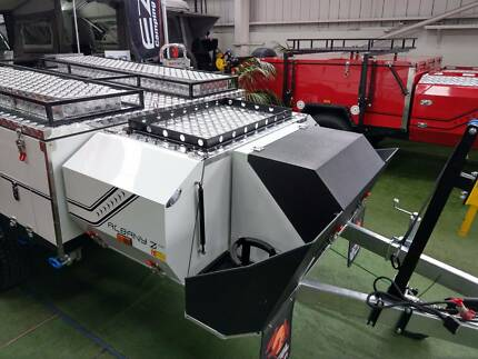 Ezytrail Camper Trailers - Largest Indoor Display Centre NSW ACT