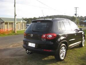 2011 Volkswagen Tiguan Wagon
