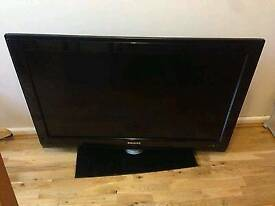 philips 37inch LCD 1080P witu built in freeview