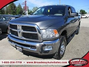 2012 Dodge Ram 2500 3/4 TON WORK READY SLT EDITION 6 PASSENGER 6