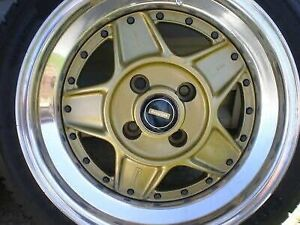 ALLOY-MAG-WHEEL-SIMMONS-GOLD-Custom-Spray-400ml-4-CAN-KIT-FOR-FULL-SET-OF-RIMS