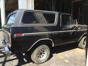 1979 Ford Bronco Other