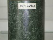 LAMINATE SHEETING GREEN MARBE , CARAVANS, MOTORHOMES , 1.3 X 1.3 Underwood Logan Area Preview