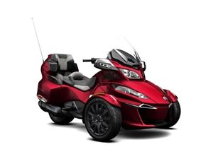 2016 Can-Am Spyder RT-S 6-Speed Semi-Automatic (SE6)