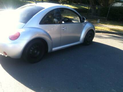 2001 Volkswagen Beetle Hatchback Southport Gold Coast City Preview