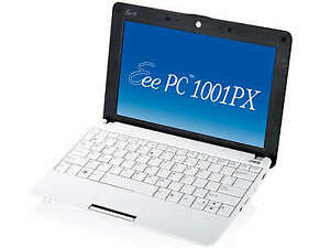 Asus Eee PC 1001PXD (white) / additional RUSSIAN KEYBOARD