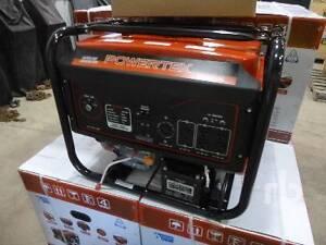 Unused Powertek DG9250E 7.5 KW Generator $900