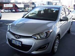 Automatic Hyundai i20 Hobart CBD Hobart City Preview