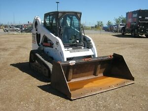 2011 BOBCAT SKID STEER T190