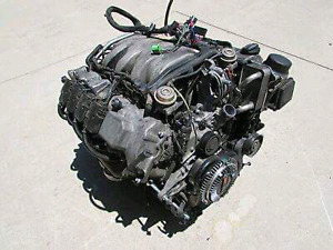 M113 5.4L Mercedes Benz AMG engine