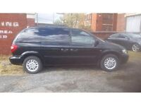 Chrysler Voyager 2.8 CRD LX 5dr LONG MOT + 2 KEYS + AUTOMATIC