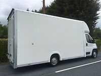 AFFORDABLE MAN AND VAN, CHEAP ESSEX REMOVALS, ALL AREAS COVERED. WE TAKE URGENT JOBS. 3.5, 5.5 TON V