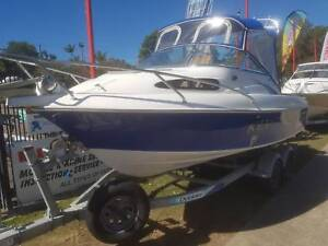 5.8 Stejcraft Islander,2011 with 115 Yamaha,Excellent Cond!!!! Clontarf Redcliffe Area Preview