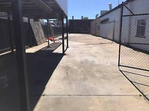 Industrial Concrete Hardstand Fully Fenced And Secured For Rent Brendale Pine Rivers Area Preview