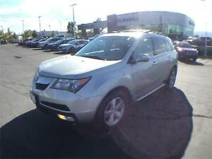 2010 Acura MDX Technology Entertainment Pkg SUV Financing