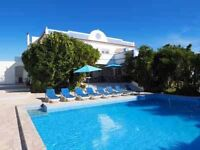 Yoga Mindfulness & Juicing Holiday in the Algarve Portugal in Villa with Pool 17th-24th Sept ��395