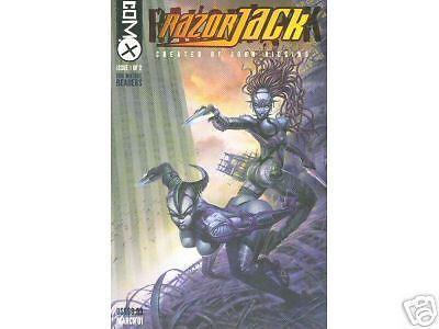(Razor Jack 1 & 2 Prestige Serie John Higgins mgx)