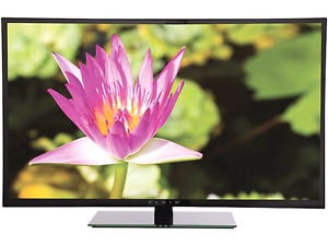"55"" Flat Screen LED FHD Television  (8 Days Old from Store)"