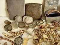 Wanted gold silver watches coins antiques medals Amber