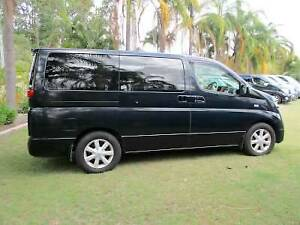 2003 NISSAN ELGRAND E51 SERIES-WITH TRUE LOW MILEAGE