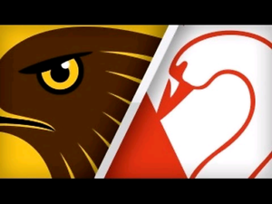 Hawthorn Hawks v Sydney Swans - 4 adult tickets $10 each Melbourne CBD Melbourne City Preview