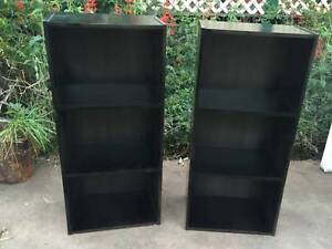 2  SHELF  UNITS  IN  GOOD  CONDITION Stockleigh Logan Area Preview