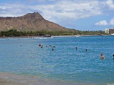 Hawaii Oahu Waikiki Honolulu Pearl Harbor Photos on CD