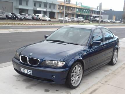 2003 BMW 3 Sedan