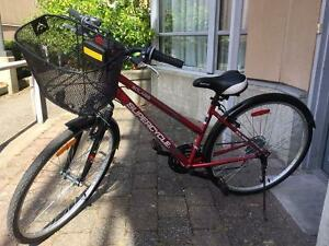 "Supercycle Solaris 16"" Women's 700cc Hybrid Bike"