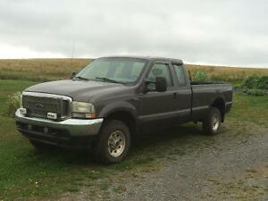 2003 Ford F250 super duty Pickup Truck for sale or trade 5,000