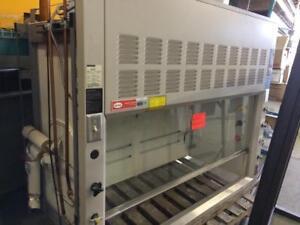 Hotte de laboratoire Norlab 70BA-F --- Norlab 70BA-F laboratory fume hood